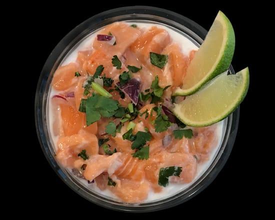 Marcopesca Sushi Ceviche salmon