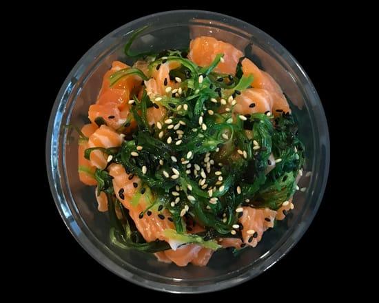 Marcopesca Sushi Ensalada wakame salmón