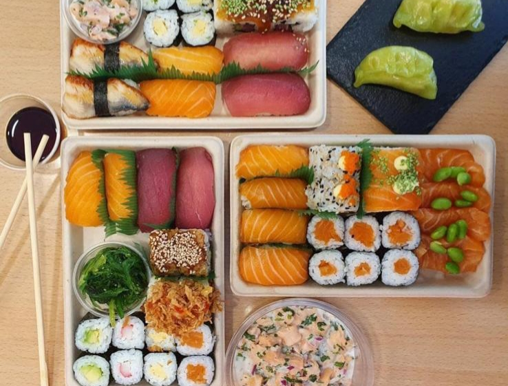 Marcopesca Sushi Mix variado