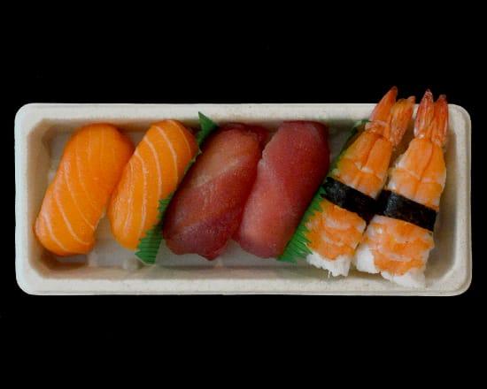 Marcopesca Sushi nigiri mixtos