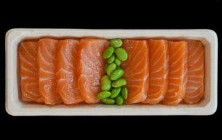 Marcopesca Sushi sashimi salmón