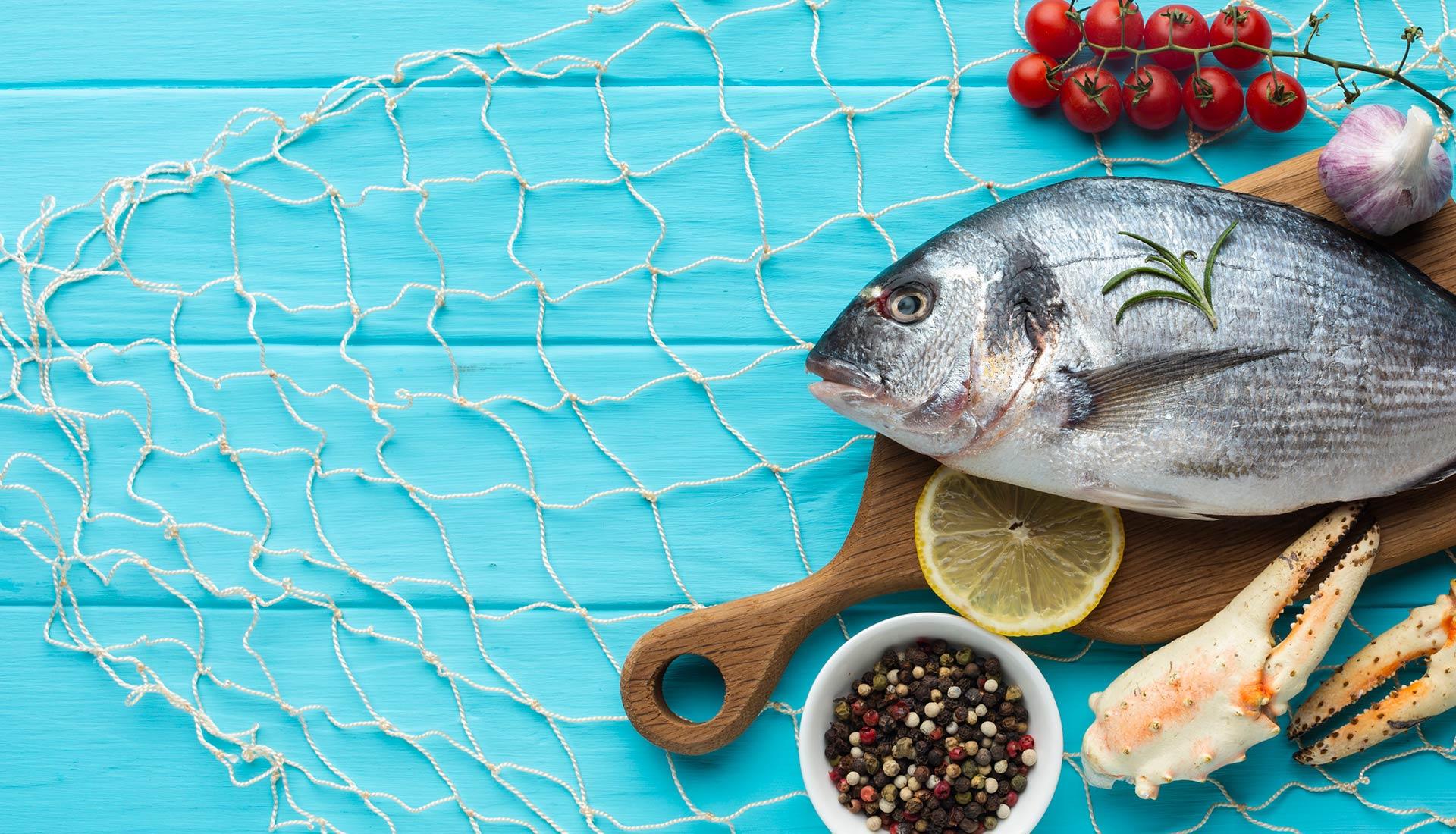 Marcopesca pescado azul