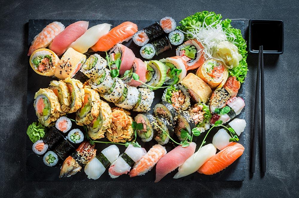 Marcopesca sushi